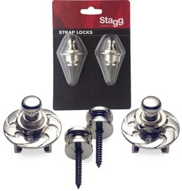 Stagg Strap Locks, SSL1 CR