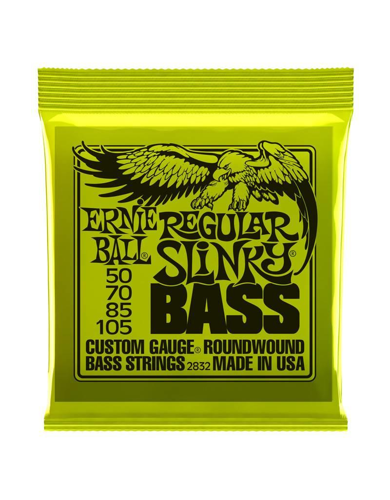 Ernie Ball Regular Slinky Bass, 50-105