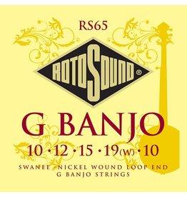 Rotosound Nickel, 5 String Banjo, RS65