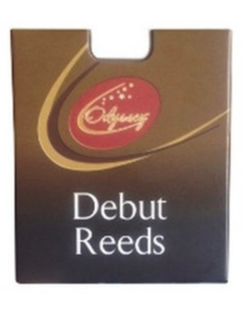 Odyssey Debut Reeds, Clarinet 2.5, ORD25C