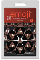 Perri's Emoji Picks, 6 Pack, LP-EM04