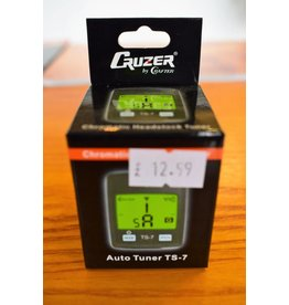 Crafter Cruzer Chromatic Headstock Tuner, TS-7