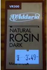 DAddario Natural Rosin, Dark