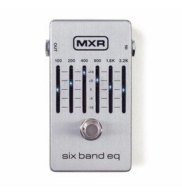 Jim Dunlop MXR Six Band Eq, Silver