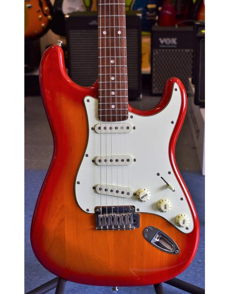 Squier Standard Stratocaster, Pre-Owned.