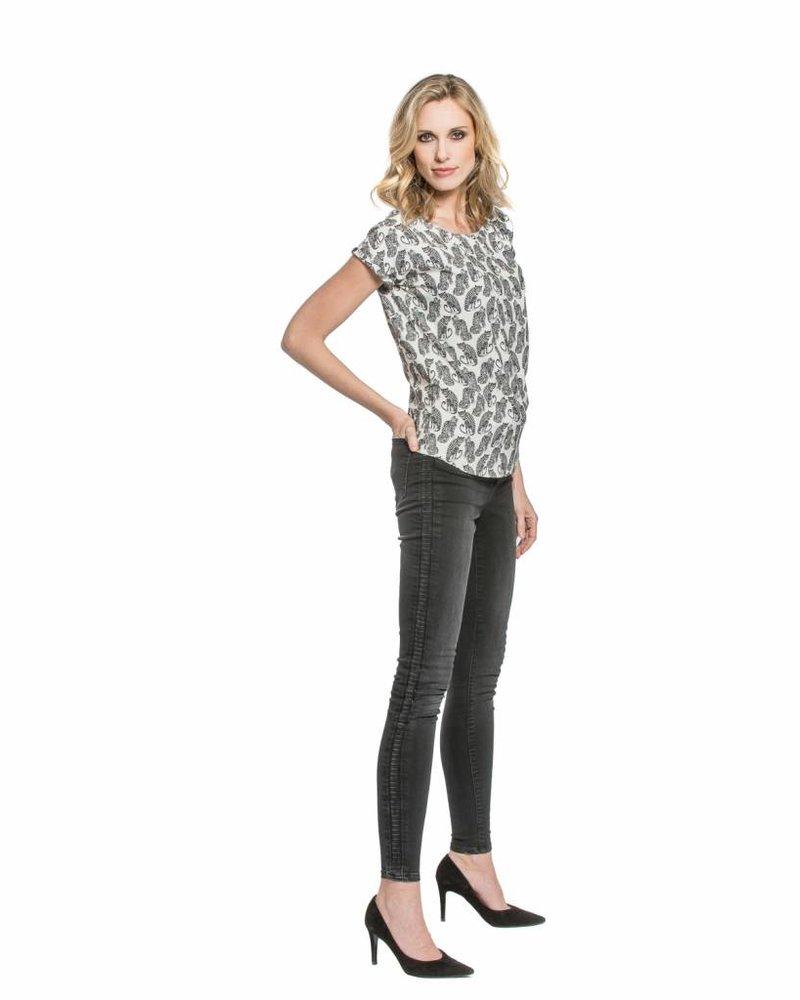 Jeans pants Miriam black