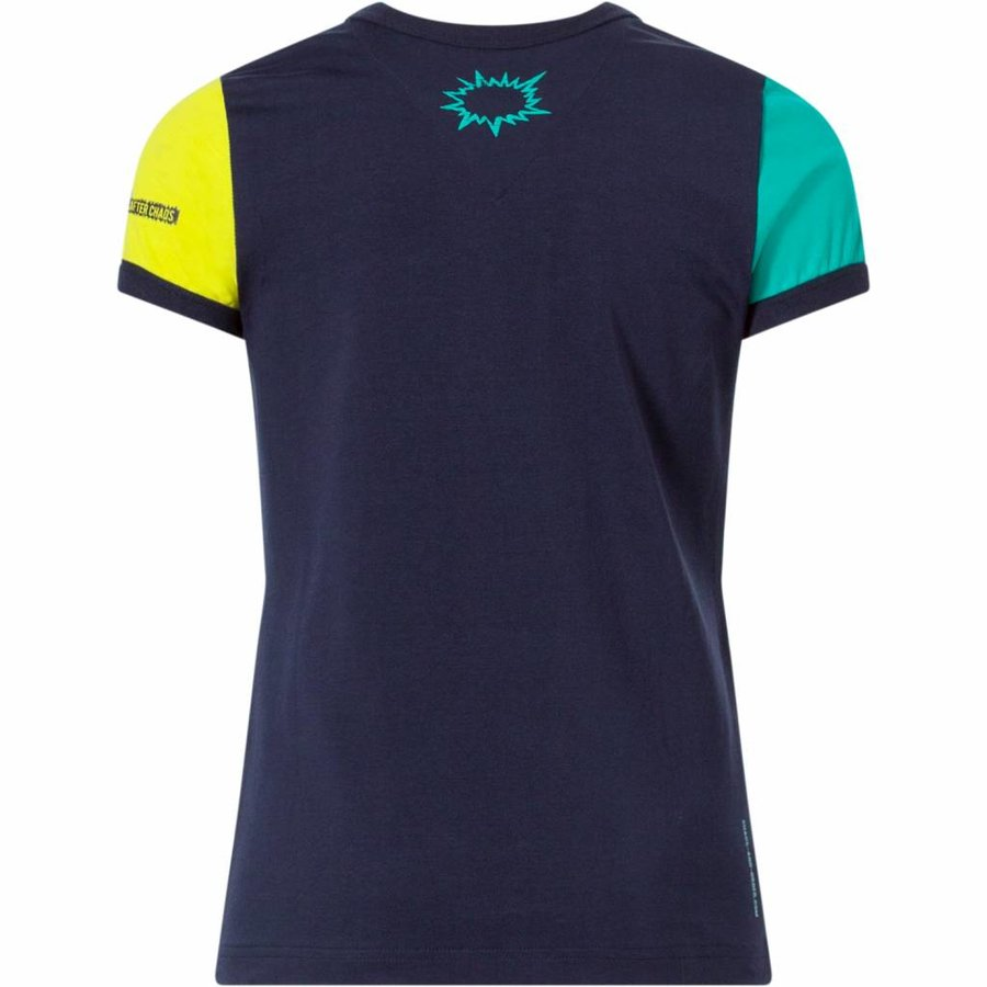 T-shirt Thomas lime