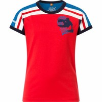 T-shirt Thor navy red