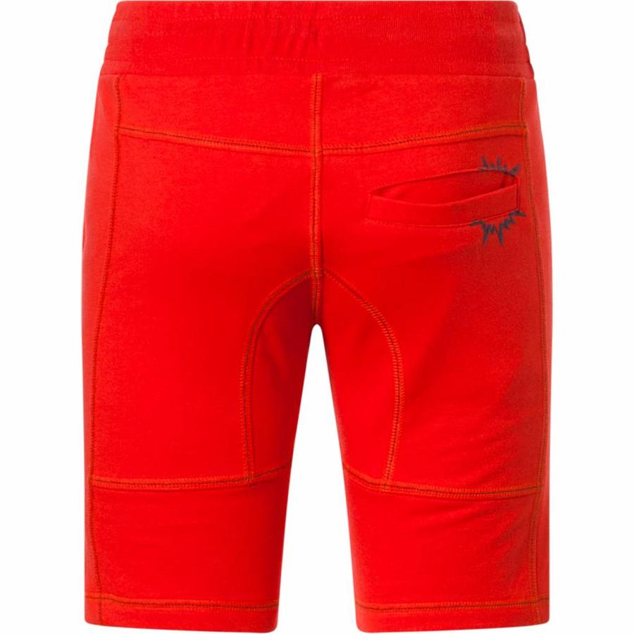 Short Tom navy red
