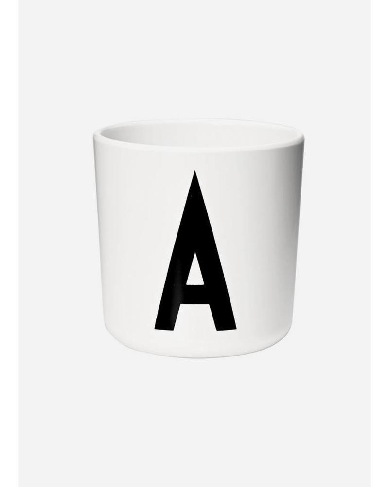 Design Letters melanine cup