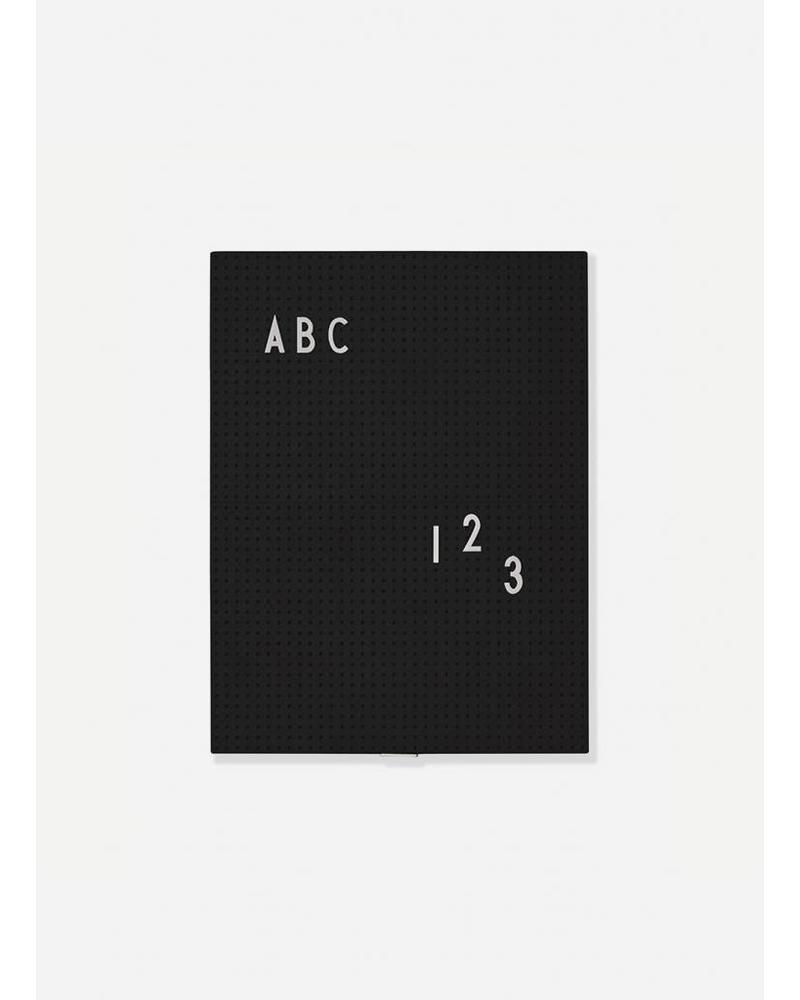 Design Letters Message board A4