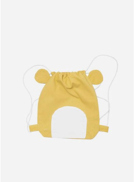 Fabelab animal string bag bear