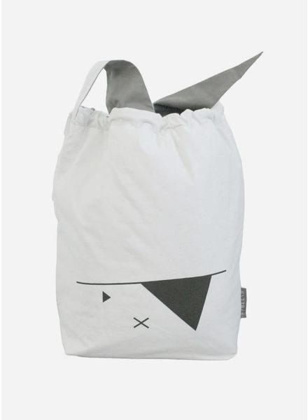 Fabelab canvas storage bag pirate bunny
