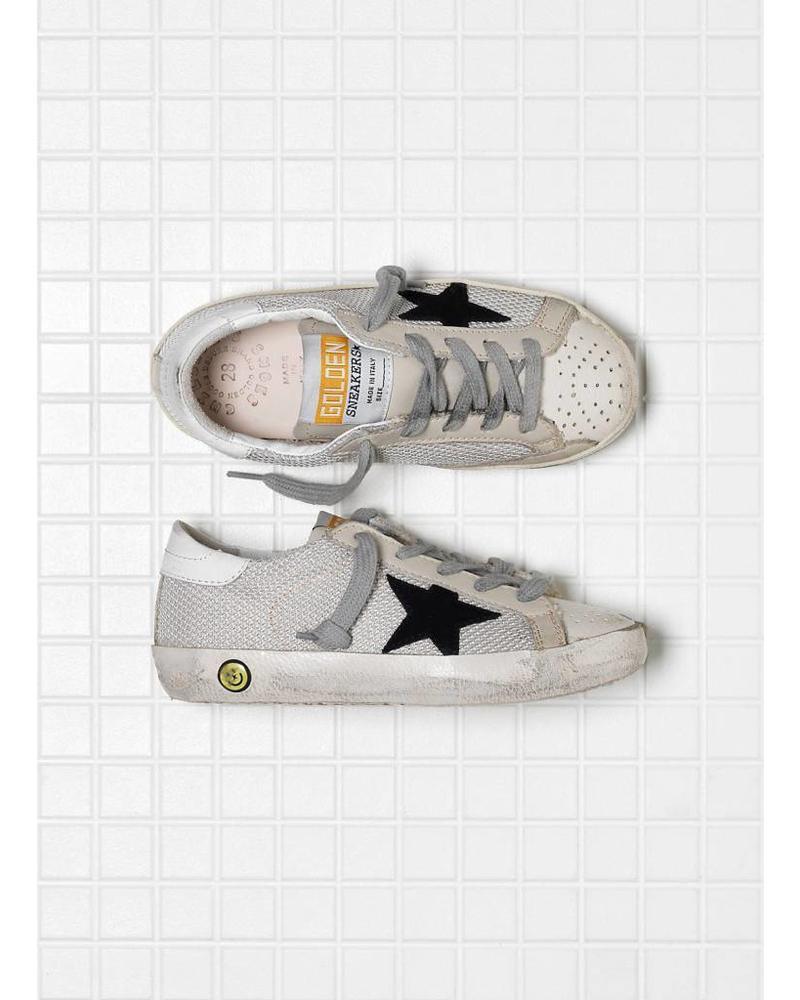 Golden Goose Sneaker superstar grey cord gum