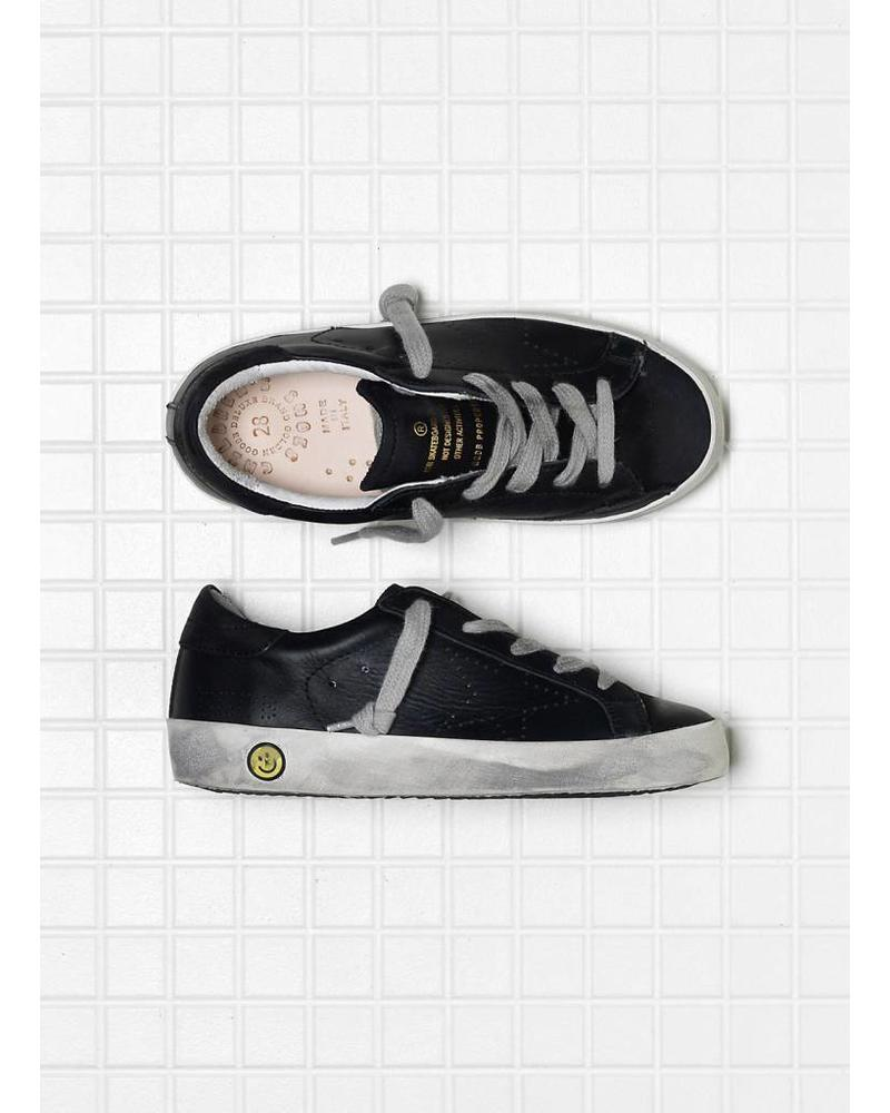 Golden Goose Sneaker superstar black skate