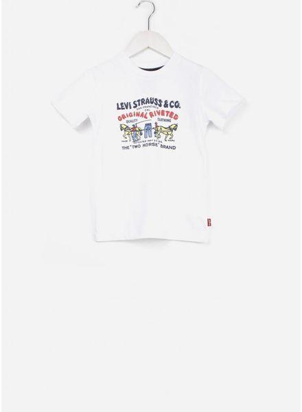 Levi's Tee shirt white