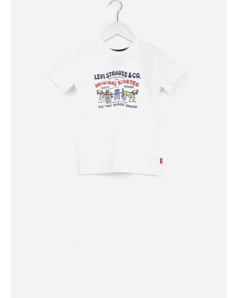 Levi's Levi's Colors tee shirt white