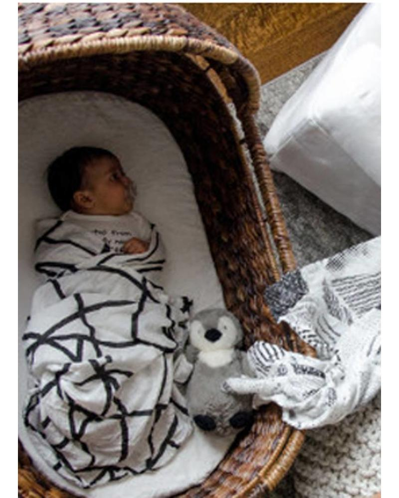 Aden and Anais Swaddle bamboo
