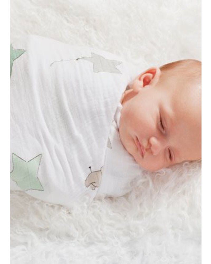 Aden and Anais Swaddle classsic