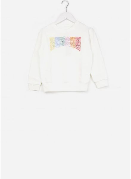 Bellerose Banzi sweatshirt off white