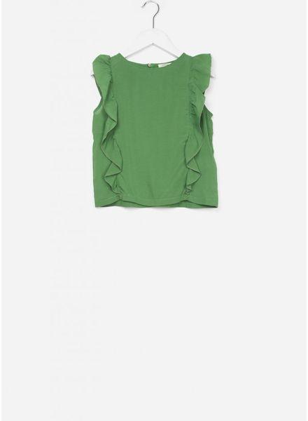 Bellerose blouse lente  watercress