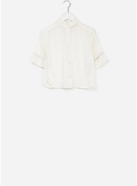 Bellerose acuba blouse swan