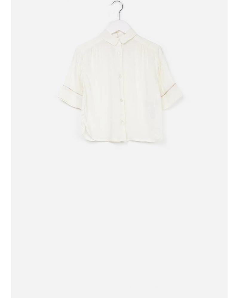 Bellerose acuba81 shirt swan 530