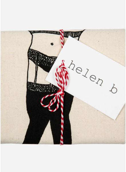 Helen B. Tea towel jaratelle girl