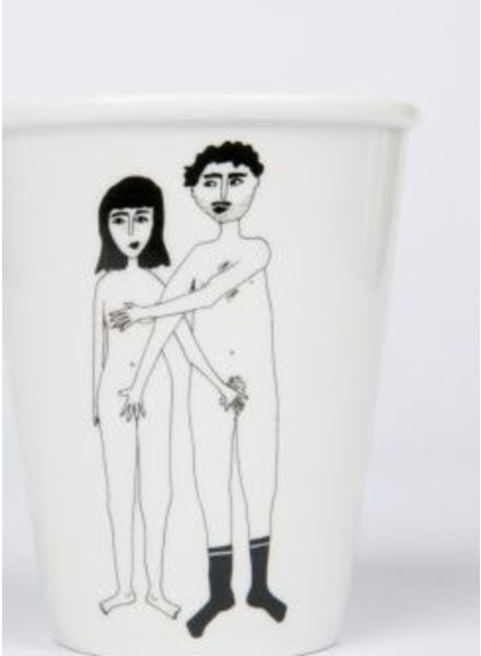 Helen B. Cup naked couple