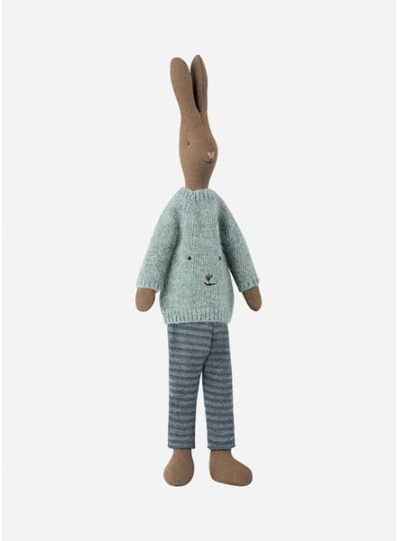 Maileg Rabbit, Medium Brown, Linus