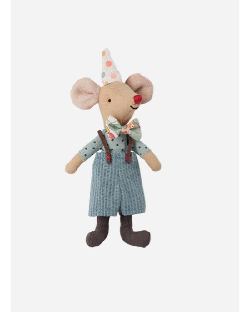 Maileg Mouse, Clown