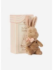 Maileg My First Bunny in Box, Rose