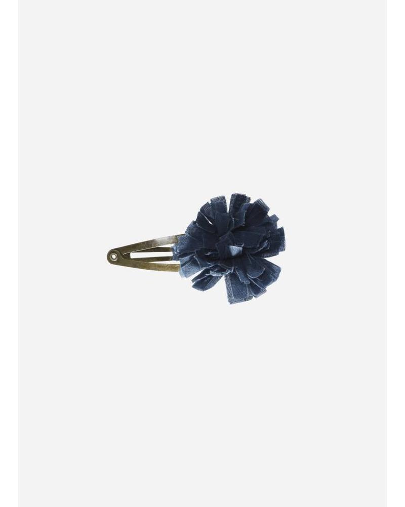 Maileg Hairclips, Petrol Blue