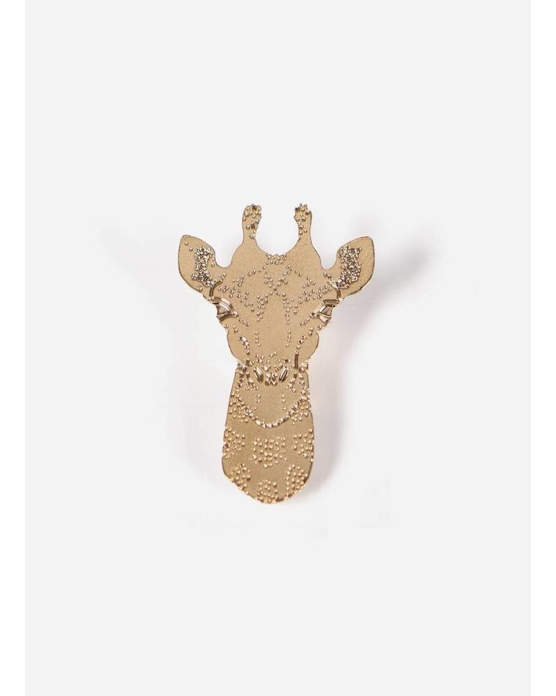 Titlee Broche Lucy Giraffe