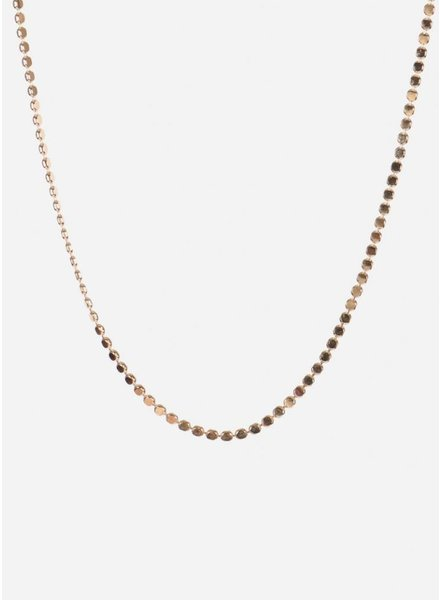Titlee Necklace Milton Gold