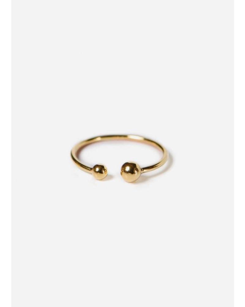 Titlee Ring Soho Gold
