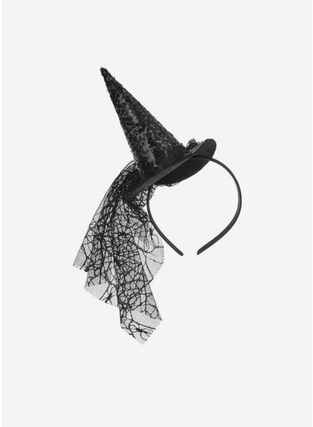 Mimi and Lula witches hat black