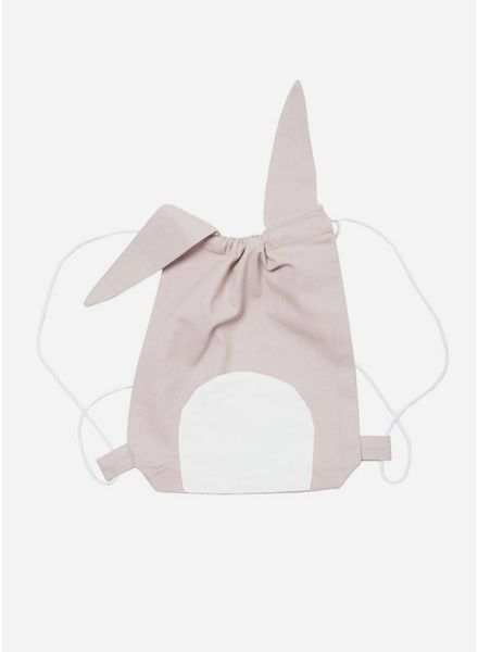 Fabelab animal string bag bunny