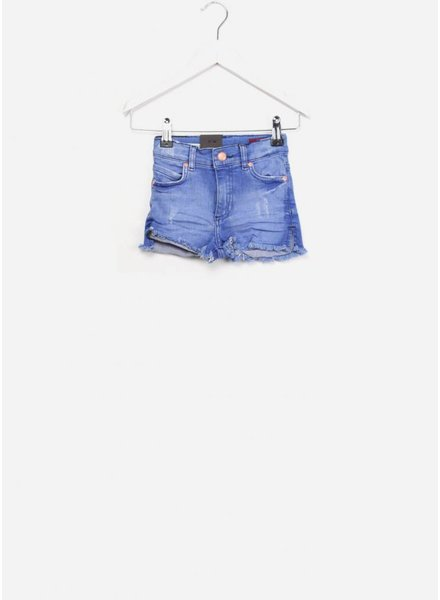 boof lux girl short baby blue