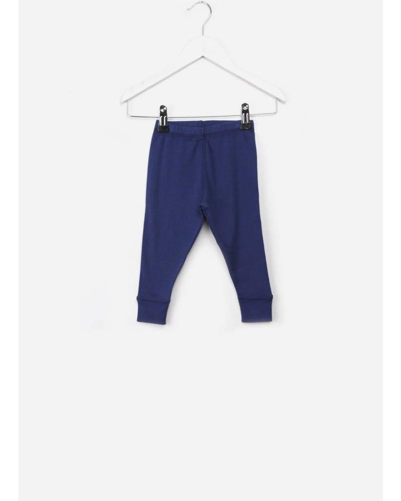 Bonton baby legging bleu infini