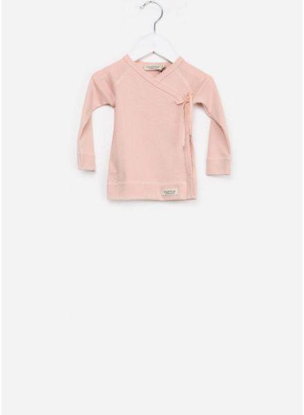 MarMar Copenhagen Tut wrap LS shirt rose