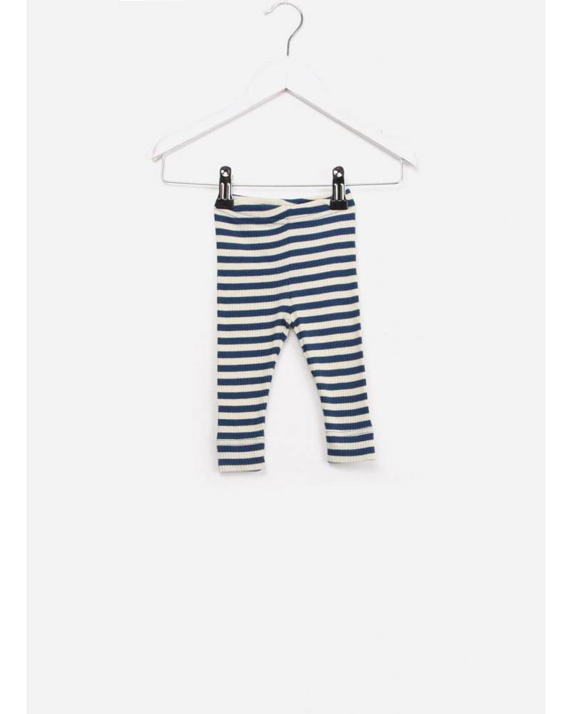 MarMar Copenhagen leg baby pants stripes blue