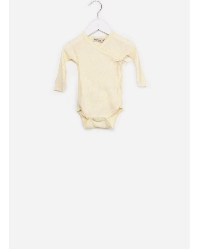 MarMar Copenhagen Body mini LS off white