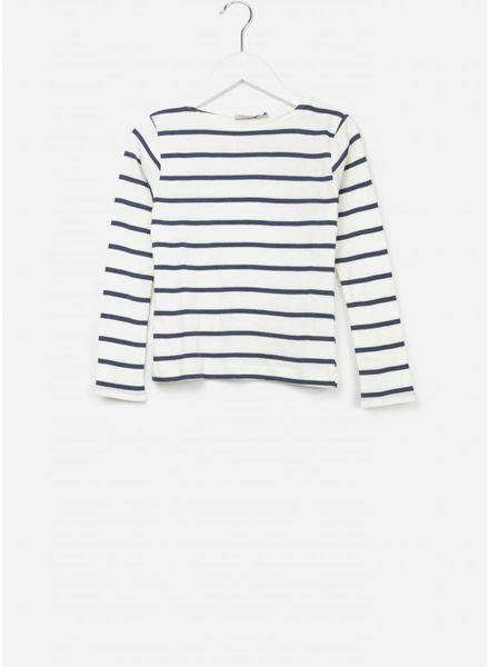 MarMar Copenhagen Theodora shirt stripes white/blue