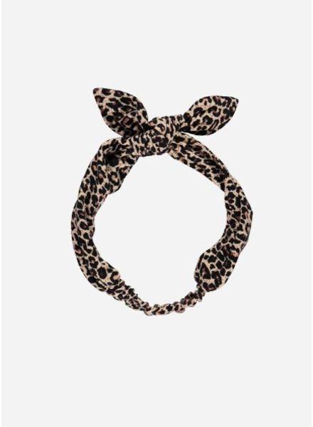 MarMar Copenhagen haarband leopard brown