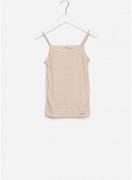 MarMar Copenhagen underwear strap vest 2-pack rose