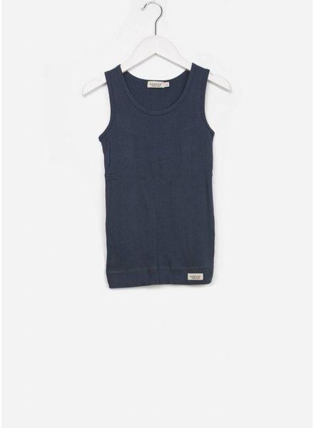 MarMar Copenhagen underwear sleeveless 2-pack blue