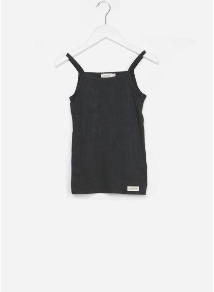 MarMar Copenhagen underwear strap vest 2-pack black
