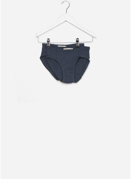 MarMar Copenhagen underwear panties 2-pack blue