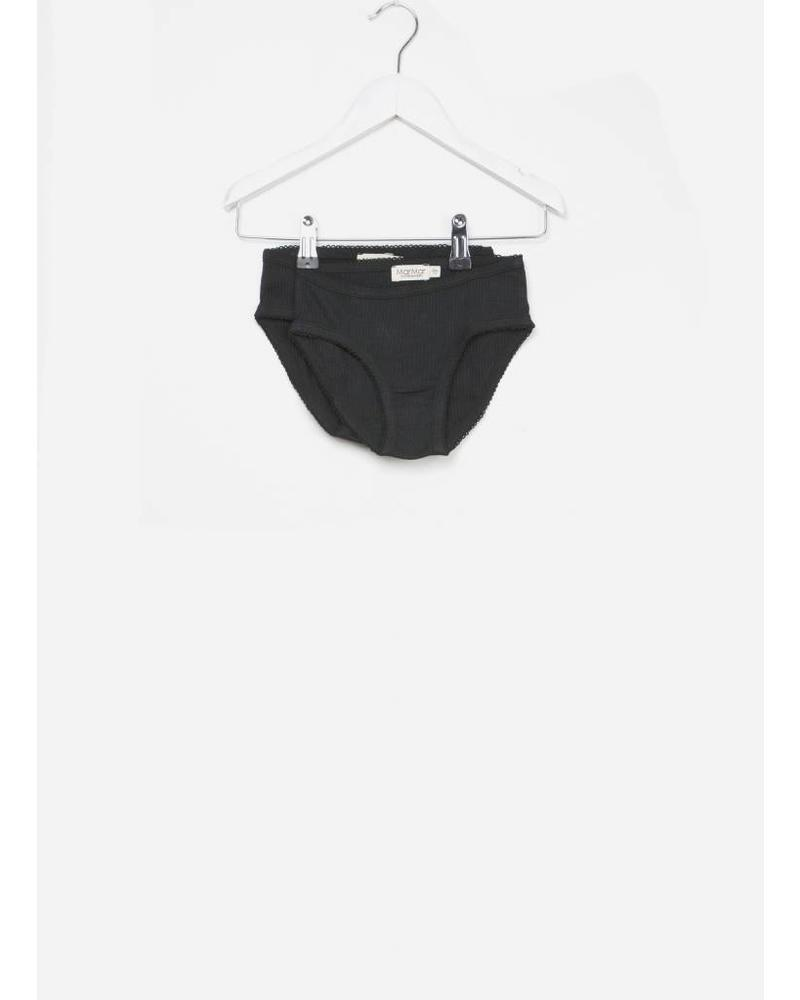 MarMar Copenhagen Underwear Panties 2-pack black